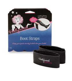 Boot Straps - Baretique  - 1