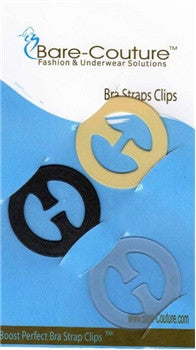 Boost Perfect Bra Strap Clips - Baretique  - 1