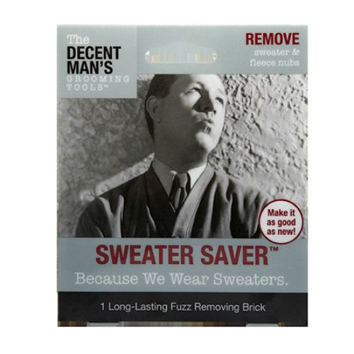 Decent Man's Grooming Tools Sweater Saver - Baretique