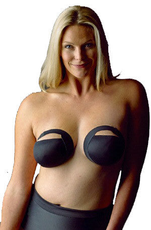D-Up Cups Strapless Bra for Larger Sizes - Baretique  - 1