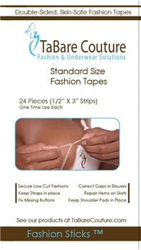 Fashion Sticks Double-Sided Tape - Baretique