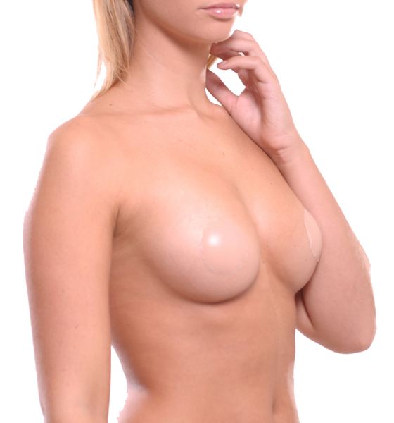 Gel Silicone Nipple Covers - Baretique  - 2