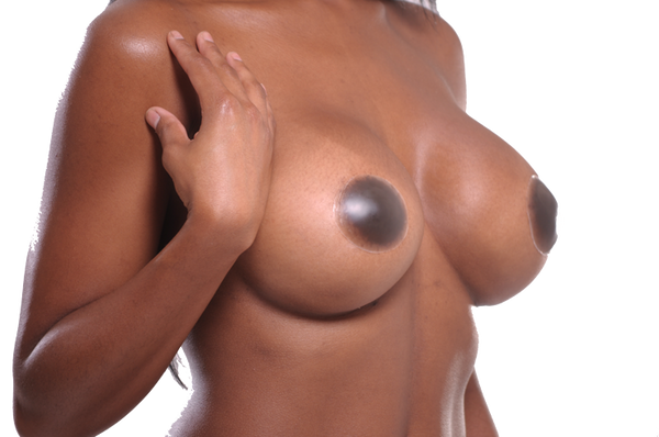 Gel Silicone Nipple Covers - Baretique  - 3