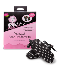 Hollywood Shoe Deodorizers - Baretique  - 1