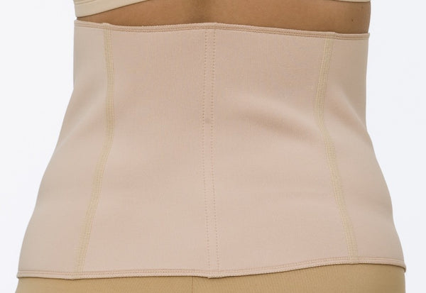 "Waist Nipper 9"" Belly Band - Baretique  - 1"