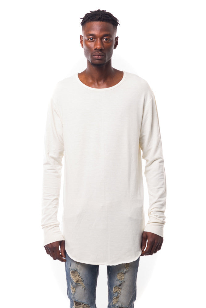 IVORY LONG SLEEVE JERSEY