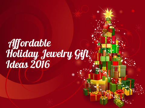 holiday jewlery gift ideas 2016