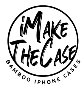 iMakeTheCase Bamboo iPhone Cases