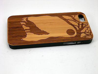 Howling Wolf Case