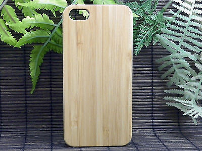 Bamboo Case for iPhone 8, 8 Plus, 7, 7 Plus, 6, 6S, 6 Plus, 6S Plus, SE, 5, 5S
