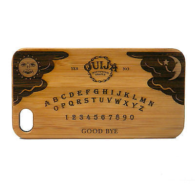 Ouija Board Laser-Engraved Case for iPhone 8, 8 Plus, 7, 7 Plus, 6S, 6 Plus, 6S Plus, SE, 5, 5S