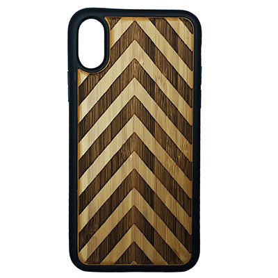Chevron Stripes Iphone Case Cover For Iphone X By Imakethecase