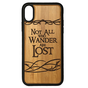 """Not All Who Wander Are Lost"" Case"