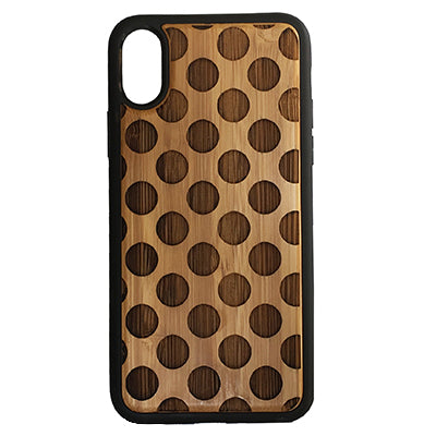 Polka Dot Case Cover for iPhone X, XS, XS Max, XR