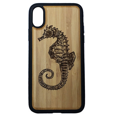 Seahorse Case Cover for iPhone X, XS, XS Max, XR