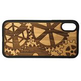 Steampunk Case Cover for iPhone X, XS, XS Max, XR