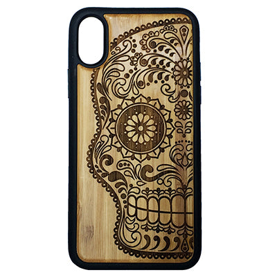 SUGAR SKULL Case Cover for iPhone X, XS, XS Max, XR