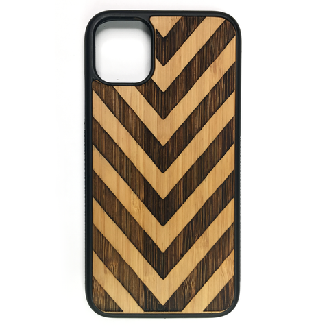 Chevron Stripes Case