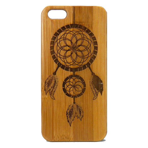 Dreamcatcher Laser-Engraved Case for iPhone 8, 8 Plus, 7, 7Plus, 6, 6S, 6 Plus, SE, 5, 5S