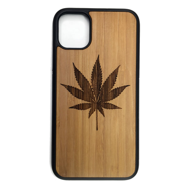 Marijuana Leaf Case