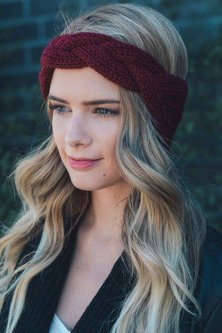 Winter Headband - Ava Rae Boutique