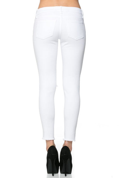 White Denim - Ava Rae Boutique