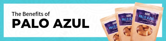 the benefits of palo azul