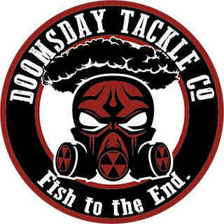 "Doomsday 5"" Sticker - Doomsday Tackle Co"