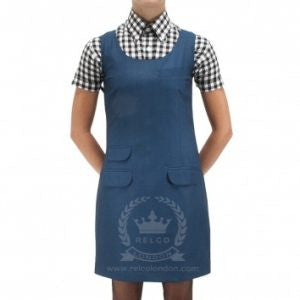 Relco blue tonic Pinafore