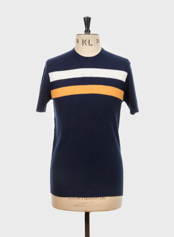 Art Gallery Goldhawk - navy
