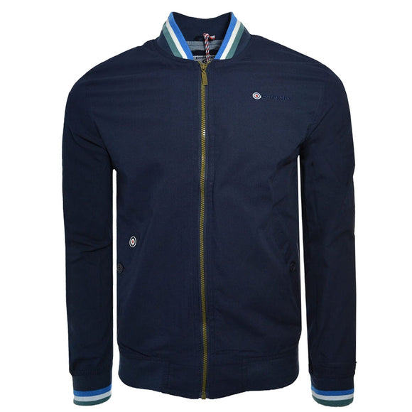 SALE Lambretta Monkey Jacket navy blue