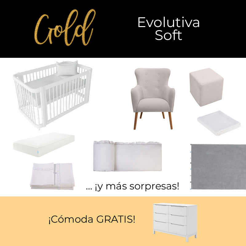 Paquete Evolutiva Soft Gold