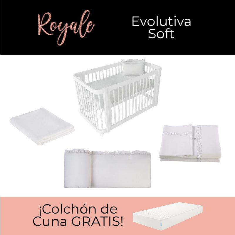 Paquete Evolutiva Soft Royale