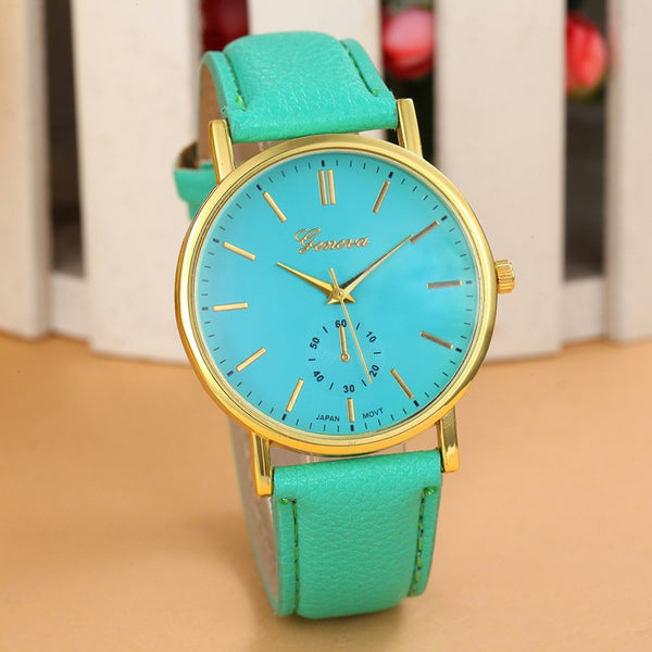 Flattering Ladies Casual Geneva Quartz Watch - Watches - I Sell Goods - 1