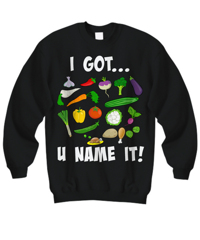 Sweatshirt - U Name It (WL) - Shirt / Hoodie - I Sell Goods - 1