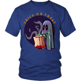 Unisex Trick O Treat Themed Shirt