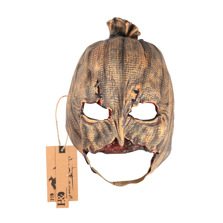 Scary Latex Full Head Sack Halloween Mask