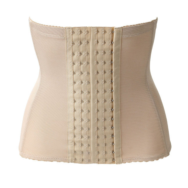 Waist Slimming Corset Body Shaper (S - 6XL)