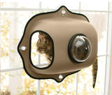 Hanging Space Capsule Cat Lounger Bed