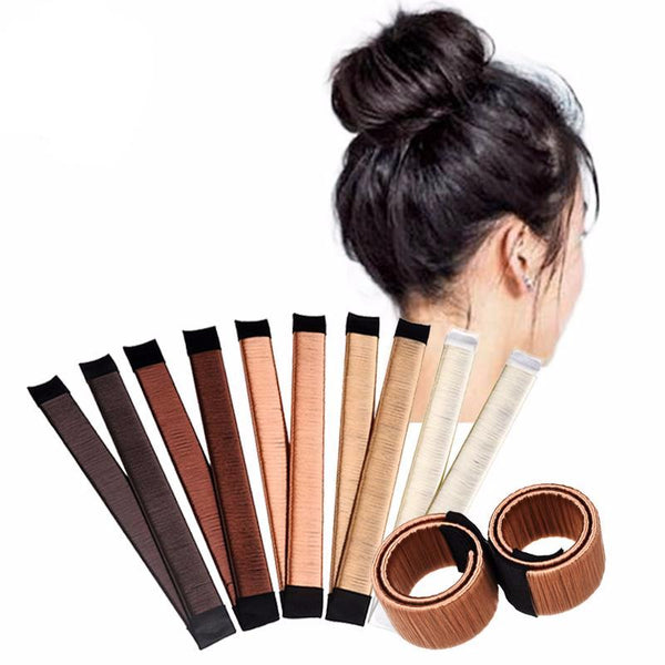DIY Hair Bun Maker Tool (9.5in x 1in)