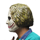 Joker Halloween Mask - Latex - Batman Movie