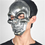 Resin Skeleton Army Full Face Mask