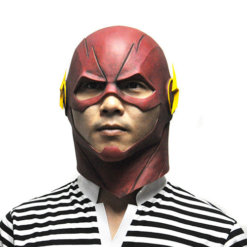 The Flash Halloween Mask - Latex - Cosplay