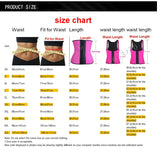 Latex Corset Slimming Waist Trainer (S - 6XL)