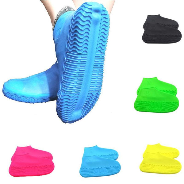 Waterproof Non-Slip Silicone Shoe Cover
