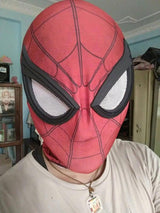 Spiderman Homecoming Halloween Mask With Lenses