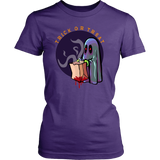 Ladies Trick O Treat Themed Shirt