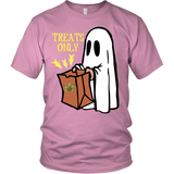 Treats Only Ghost Shirt v2