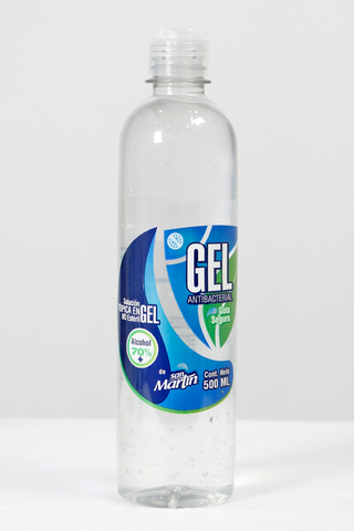 Gel Antibacterial (500 ml)