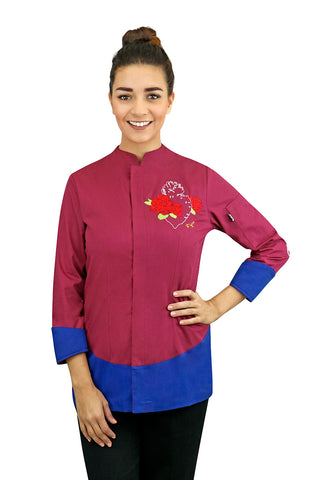 Filipina para Chef Frida Kahlo 3 - Dama